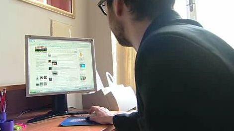 Prezentace fakulty na internetu