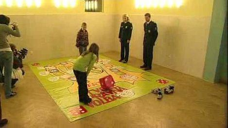 Česká policie dětem