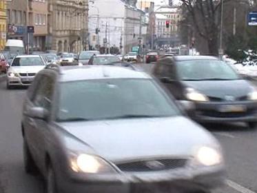 Doprava v brněnských ulicích