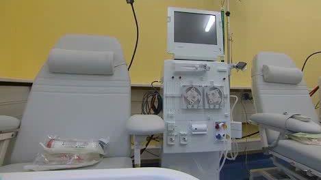 Nové dialyzační centrum v Bílovci