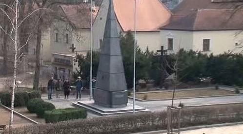 Památník vojákům Rudé armády