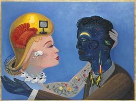 Milan Kunc / Amor a Psyche