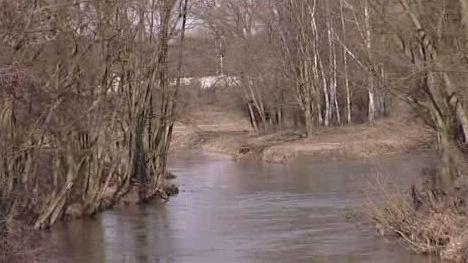Nebezpečná oblast kolem Moravičan