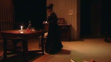 Foto z představení Ucho