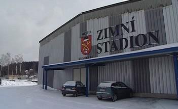 Zimní stadion v Humpolci
