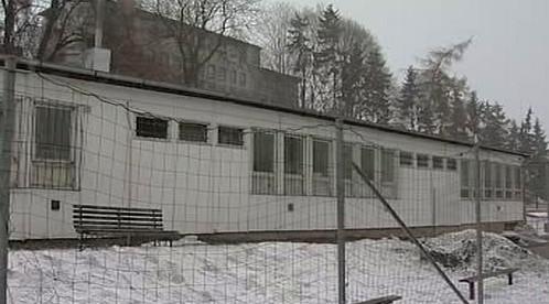 Montované kabiny sportovního centra