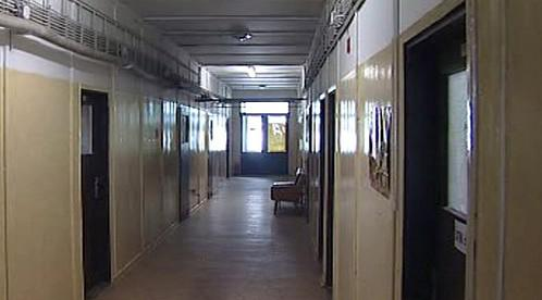 Interiér kabin sportovního centra