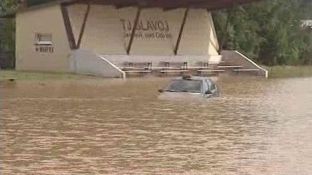 Povodně - archiv