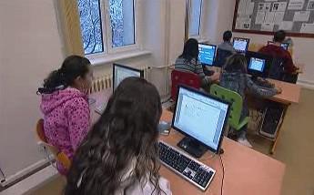 Žáci ZŠ Matrosovova
