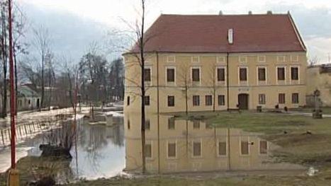 Povodeň v Litovli