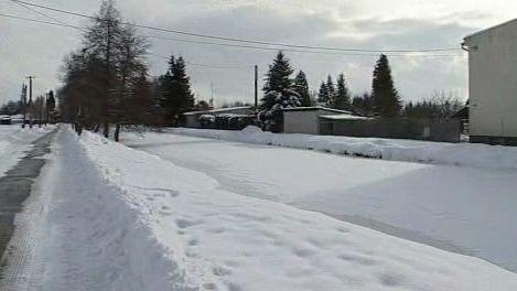 Zamrzlá Morava