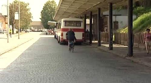Znojemské autobusové nádraží