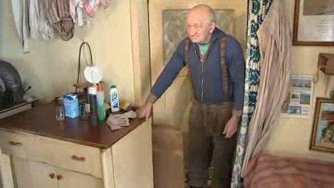 Přepadený důchodce