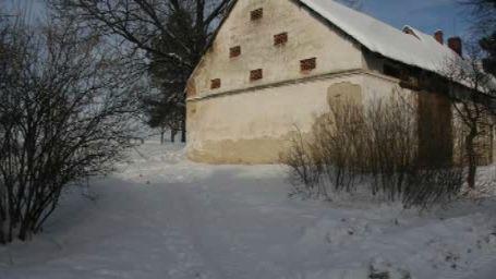 Přepadený dům