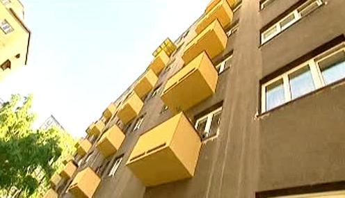 Bydlení v bytech