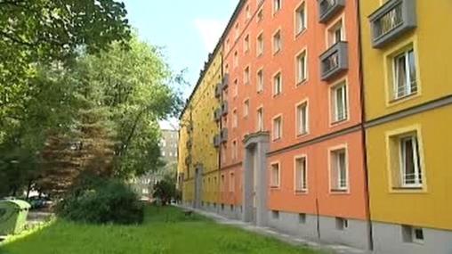 Komplex zprivatizovaných bytů