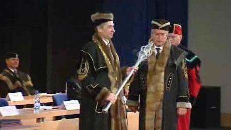 Nový rektor VŠB-TU Ostrava