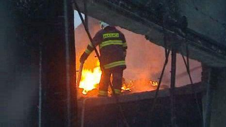 Boj s plameny