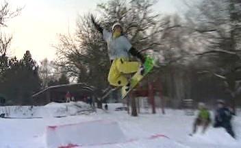 Brněnský snowpark