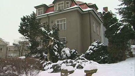 Bývalá budova psychiatrie