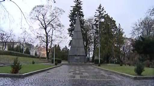 Památník v Králově Poli