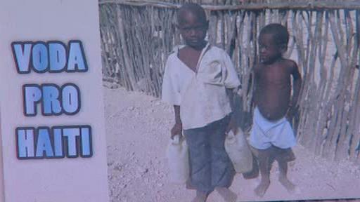 Voda pro Haiti