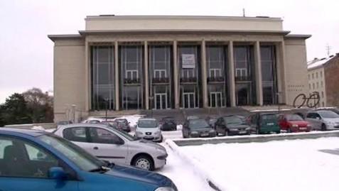 Janáčkovo divadlo v Brně