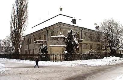 Zámek v Prostějově