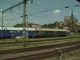 Železnice v Brně