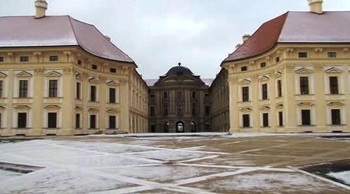 Konírna a jízdárna slavkovského zámku