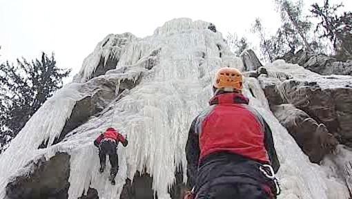 Ledová stěna