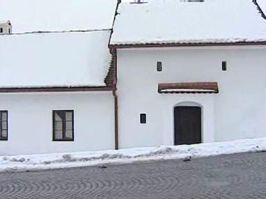 Gottwaldův domek v Dědicích