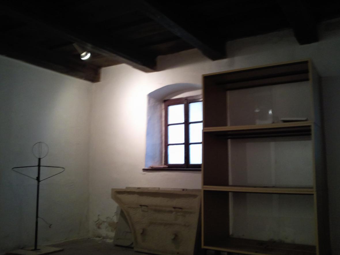 Domek K.Gottwalda - interiér