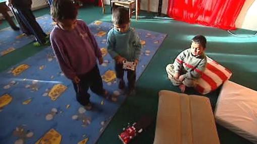 Vánoce dětí z dětských domovů