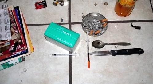 Zabavené drogy