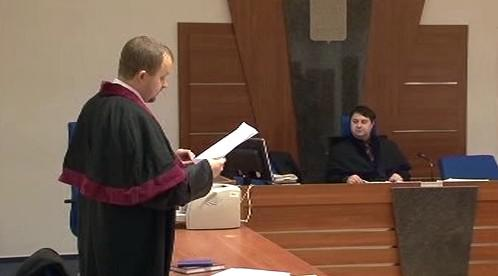 Soudní líčení