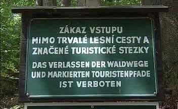 Turistická stezka