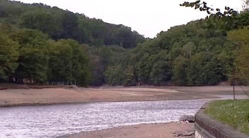 Vypouštění přehrady