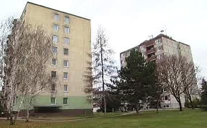 Nově zrekonstruovaný azylový dům