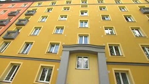 Bývalé byty OKD