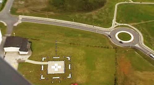 Ostravský heliport