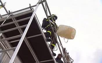 Soutěž hasičů