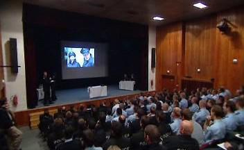 Školení policistů