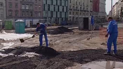 Brněnské náměstí Svobody