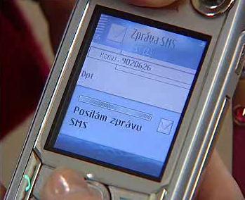Zpráva SMS