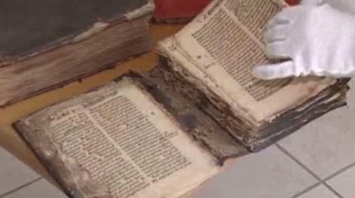 Bible česká ze Slováckého muzea