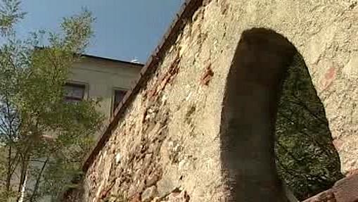 Třebíčské hradby
