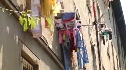 Ubytovna pro romské rodiny
