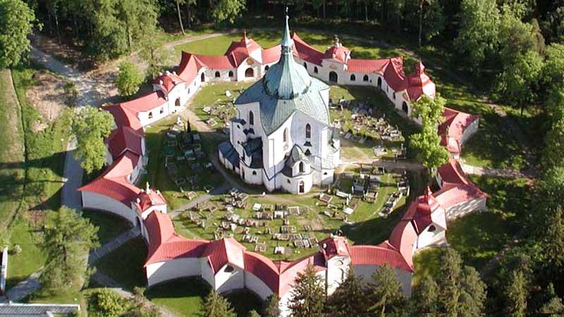 Kostel svatého Jana Nepomuckého na Zelené hoře