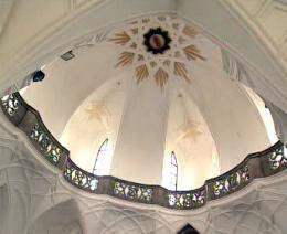 Klenba kostela sv. Jana Nepomuckého